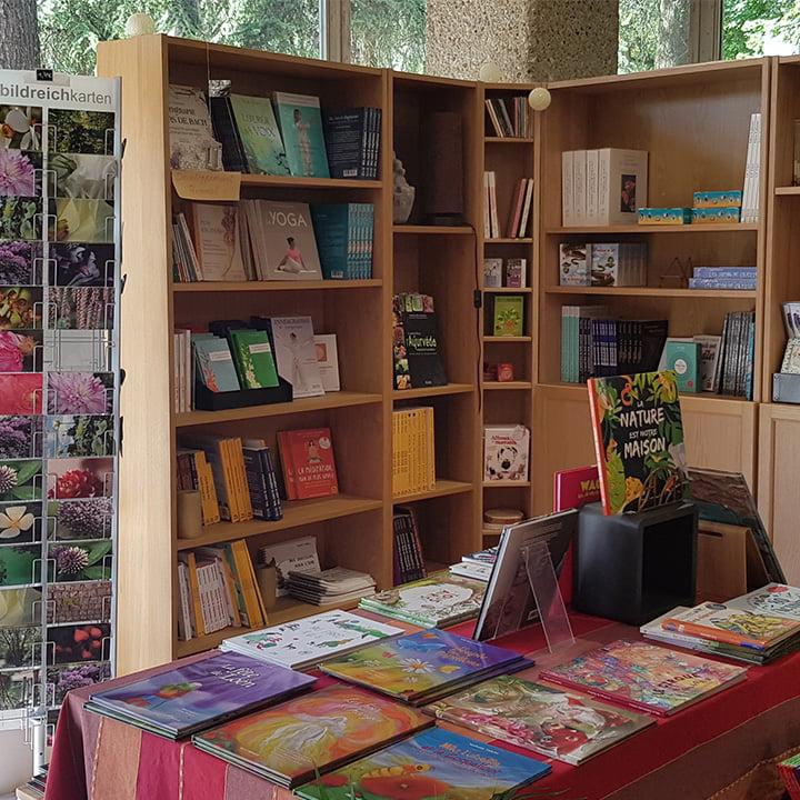 Espace City'zen Paris boutique livres
