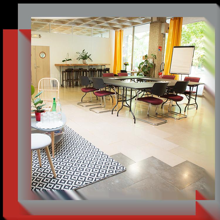 salle du levant espace cityzen paris conferences seminaires evenements location offre btob entreprise nature parc floral