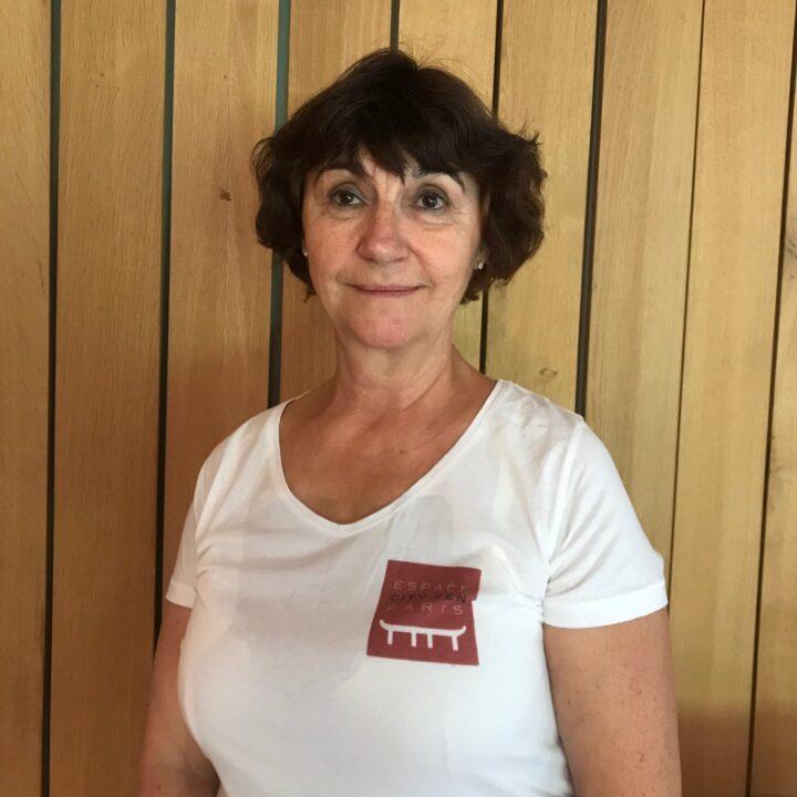 Mercedes Garcia professeur Espace City'zen Paris