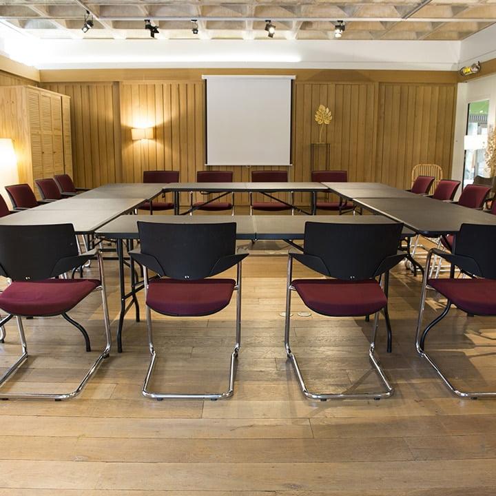 Espace City'zen Paris séminaire entreprise et réunions au coeur de la nature