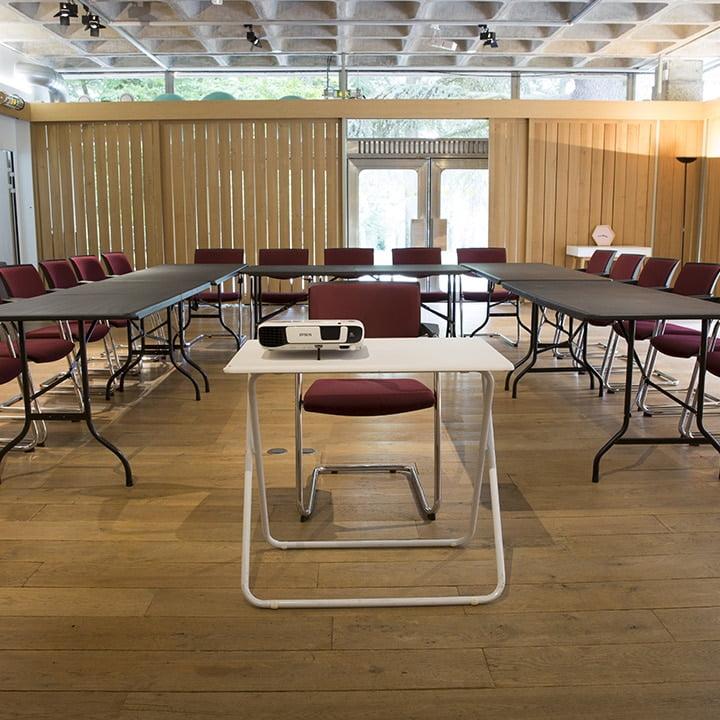 Espace City'zen Paris offre entreprise b2b location de salles séminaires nature à Paris videoprojecteur