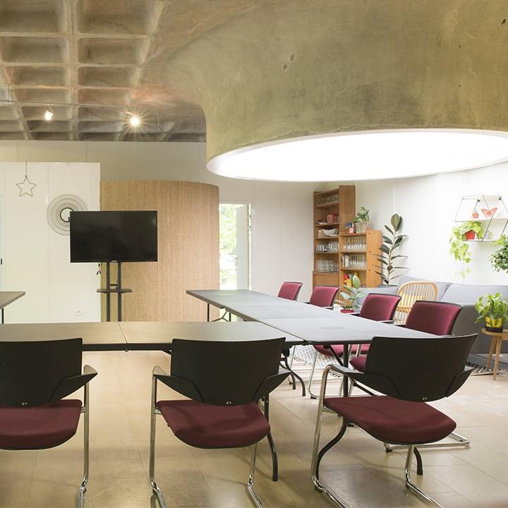 Espace City'zen Paris offre entreprise b2b location de salle Levant séminaires nature à Paris