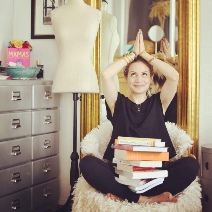 julie lannoy professeur de yoga hatha flow espace city'zen paris