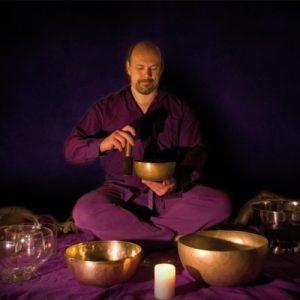 Jean-Marc Lometec bol tibetain reflexologie sonore espace city'zen paris